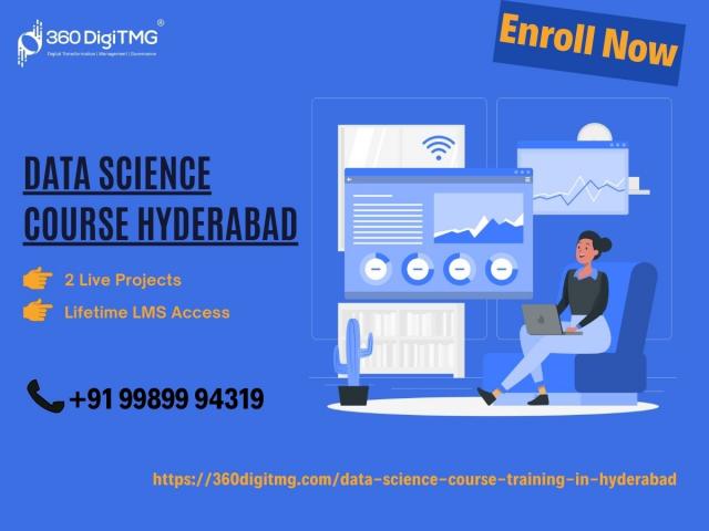 360DigiTMG - Data Science Course Hyderabad, Telangana ,India