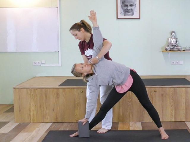 Study 50-Hour Vinyasa Yoga Teacher Training