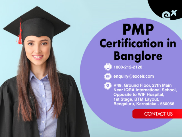 ExcelR - PMP Certification In Bangalore - 12