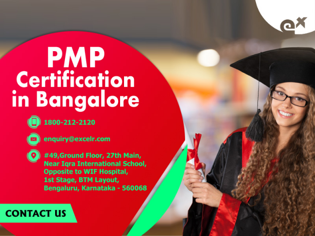 ExcelR - PMP Certification In Bangalore - 13