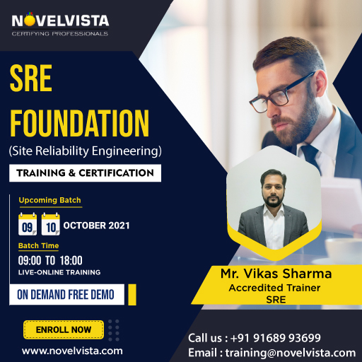 Enroll Now for Site Reliability Engineering Training and Certification Course.