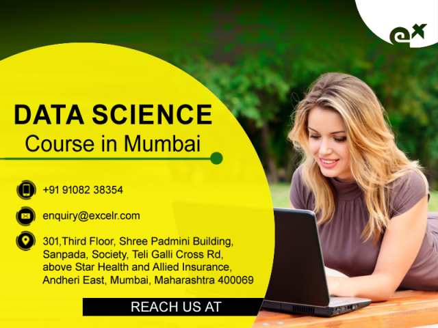 Data Science course in mumbai, Oct 4