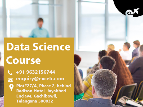 Data Science Course_ExcelR HYD