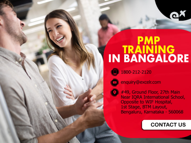 ExcelR - PMP Training In Bangalore 2