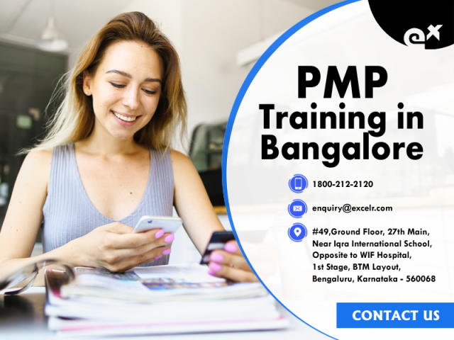 ExcelR - PMP Training In Bangalore 3