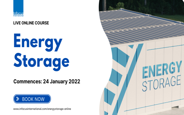 Energy Storage Live Online Course
