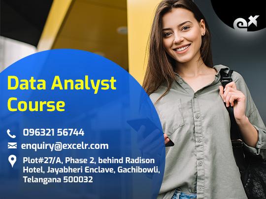 Data Analyst Course_18102021